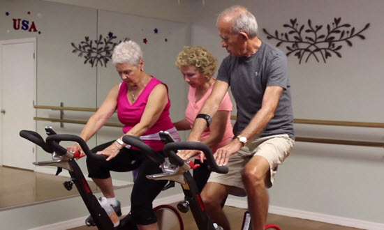 Parkinson's Cycling Coach Training Program