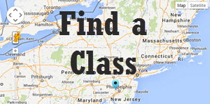 Map to Find a Parkinson's Cycling Class